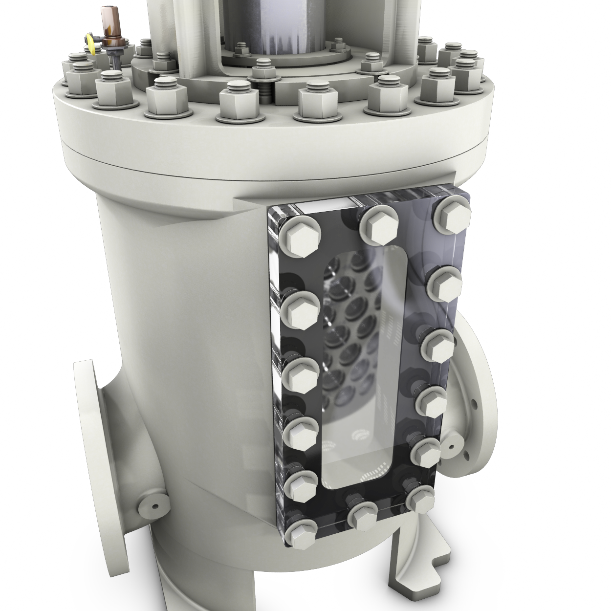Model AP Automatic Self-Cleaning Strainer