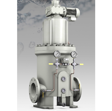 Model AP Automatic Self-Cleaning Strainer (Low Pressure)